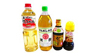調味料・果汁・発酵食品分析
